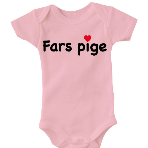 baby bodystocking fars pige lyseroed