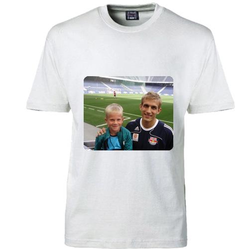 Voksen T shirt Med Foto HERRE | Cooltryk.dk Tøj Med Tryk Til Børn Og Voksne