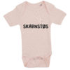 Baby bodystocking Skarnstøs lyserød