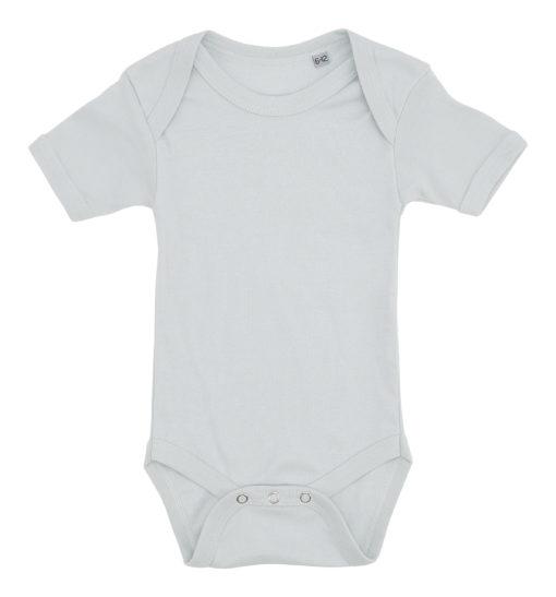 baby bodystocking uden tryk blaa