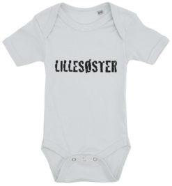 baby bodystocking lillesoester blaa