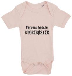 baby bodystocking verdens bedste storesoester lyseroed