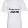 boerne t-shirt verdens bedste lillebror hvid
