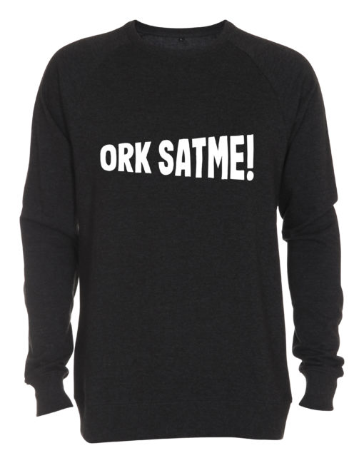 sweatshirt ork satme antracite