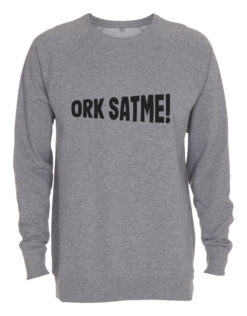 sweatshirt ork satme graa