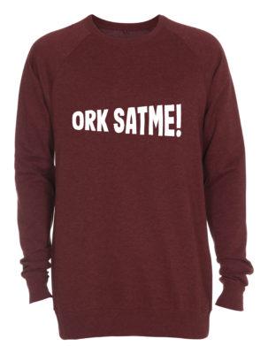 sweatshirt ork satme roed
