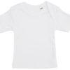 baby t-shirt hvid