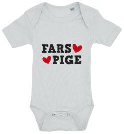 baby bodystocking fars pige blaa