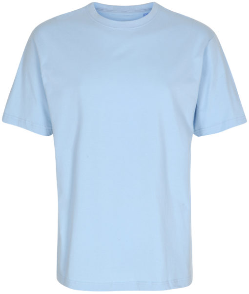boerne t-shirt lyseblaa