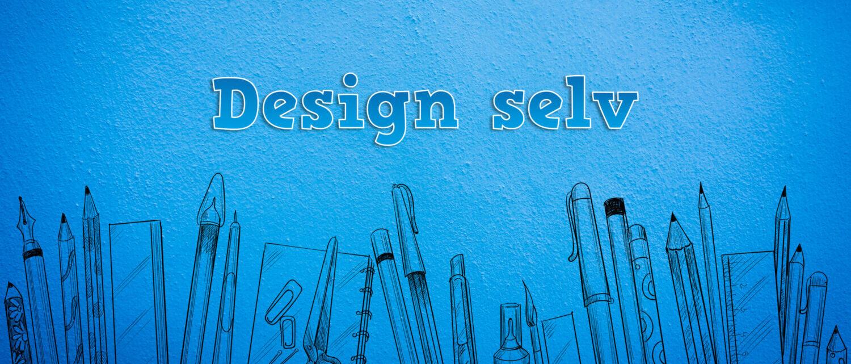 design selv banner cooltryk