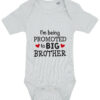 baby bodystocking i'm being promoted to big brother blaa