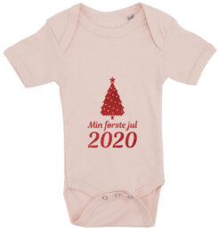 baby bodystocking min foerste jul 2020 lyseroed