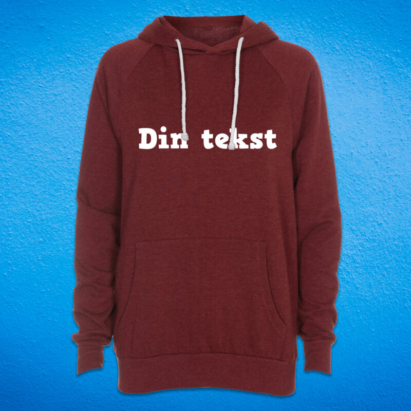sweatshirts med tryk