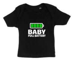 Baby T shirt sort