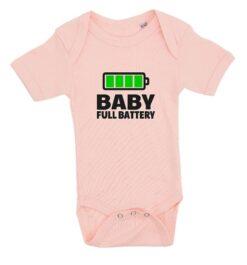 Baby body Light red