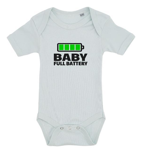 Baby bodystocking - Baby Full Battery