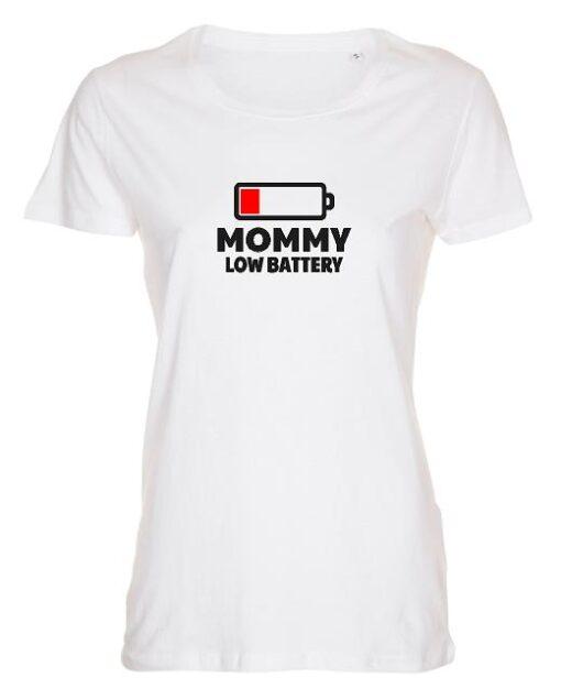 Dame T shirt hvid