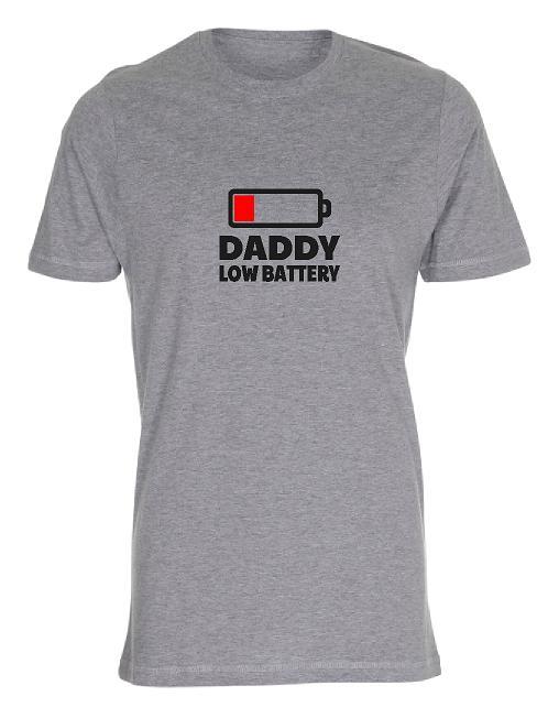 Herre T shirt oxford grey