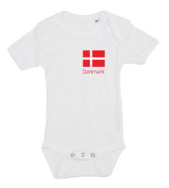 Hvid body med lille flag e1621503005575