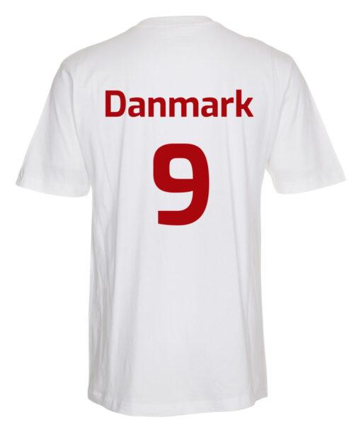 T shirts Hvid med Dannebro scaled e1622098424927
